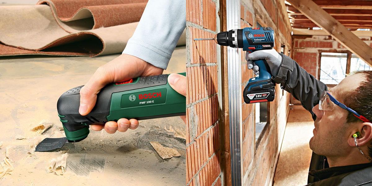 Bosch Green or Bosch Blue?