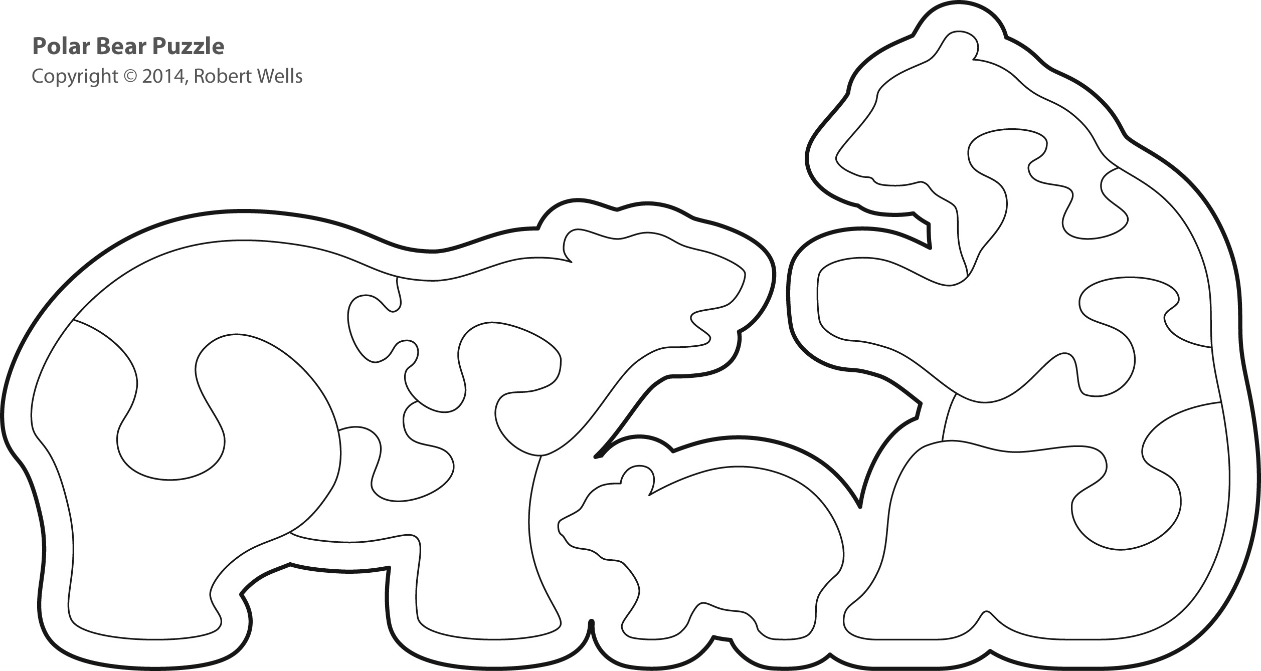 Polar-bear-family-outline
