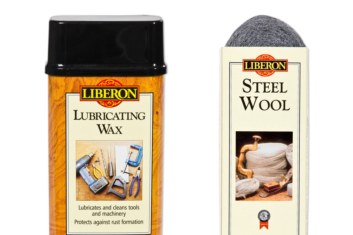 Rub down with Liberon Steel Wool and coat with Liberon Lubricating Wax