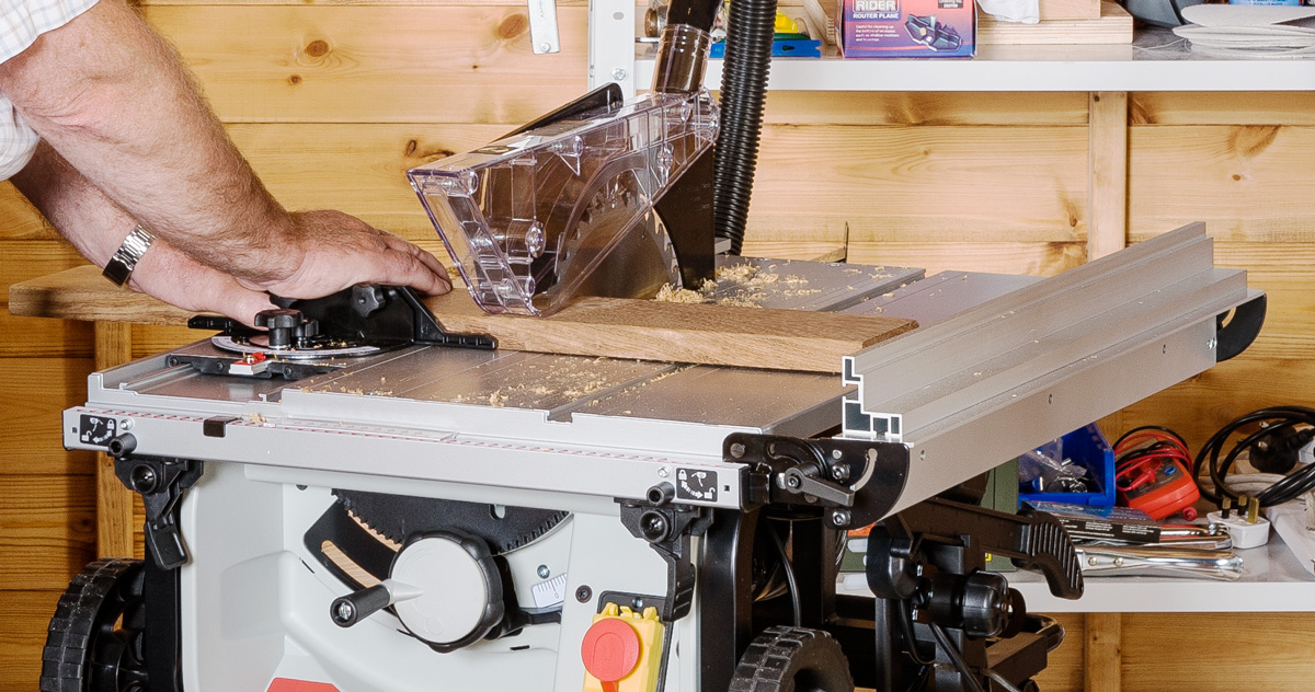 Get the right table saw for you the knowledge blog applications table saws greentooth Images