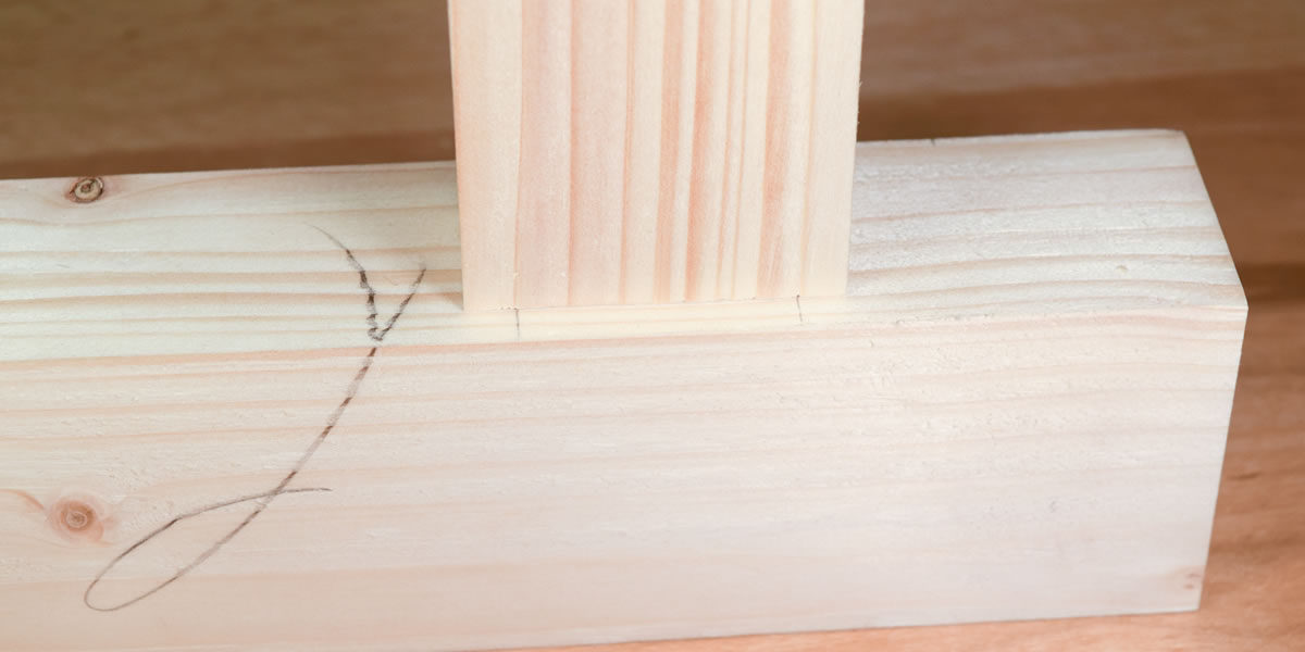 How to make a Mortice & Tenon joint - The Knowledge Blog