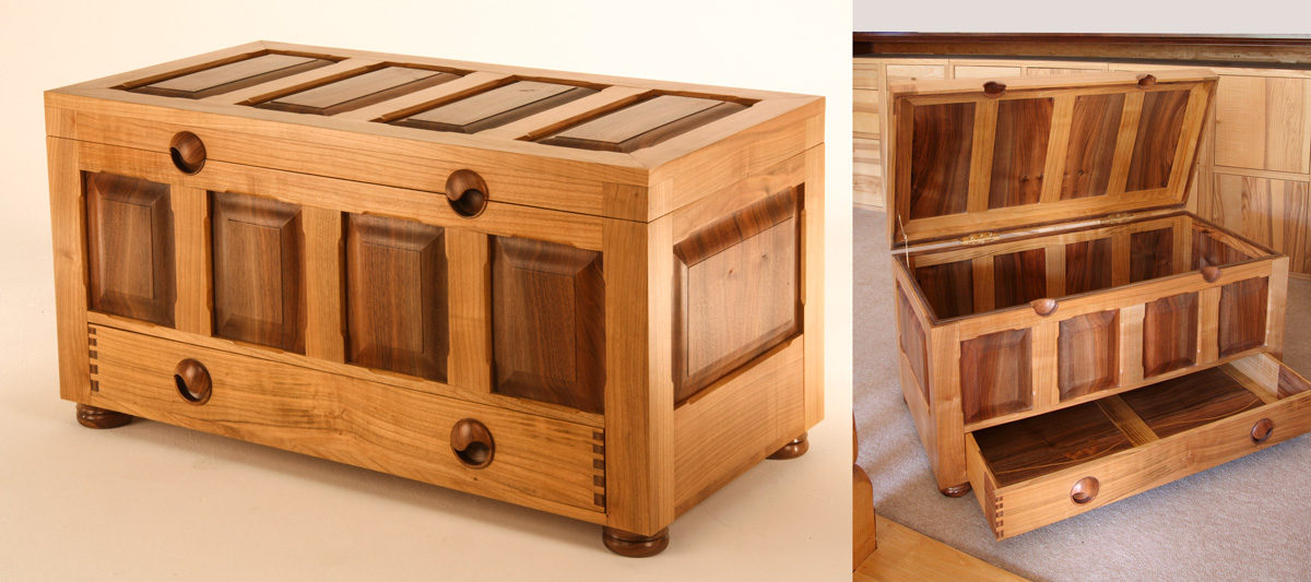 Blanket Chest by Chris Tipple 2013 Winner