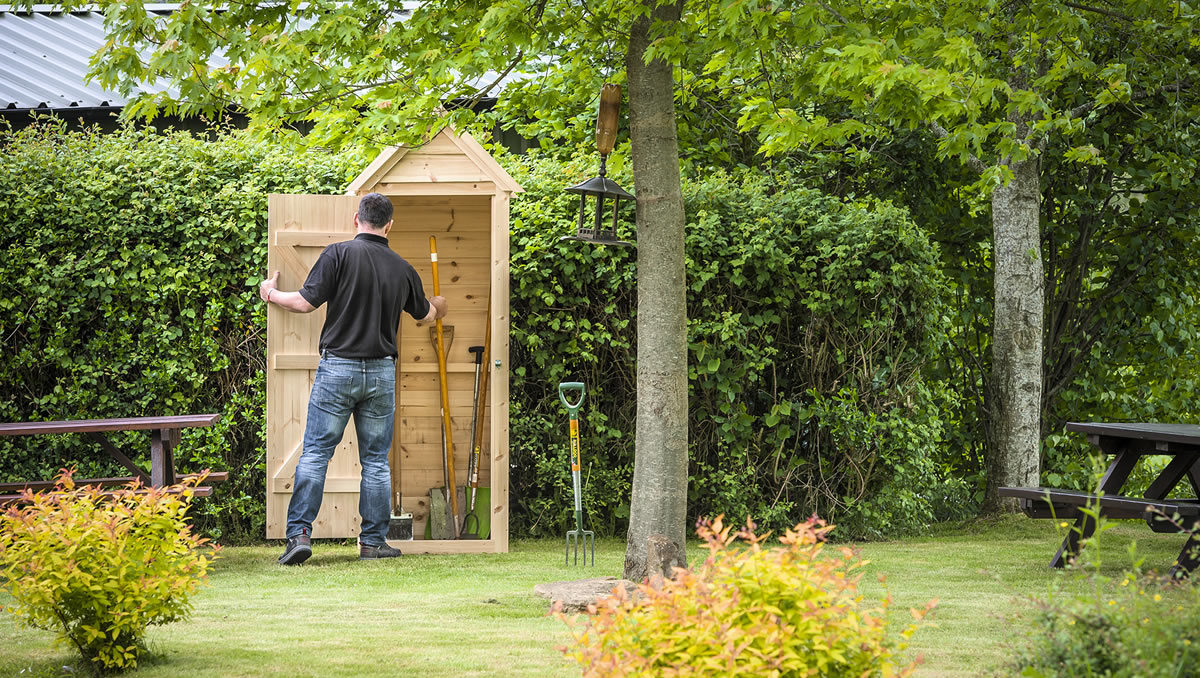 How to build a small garden tool shed the knowledge blog Tools to build a house
