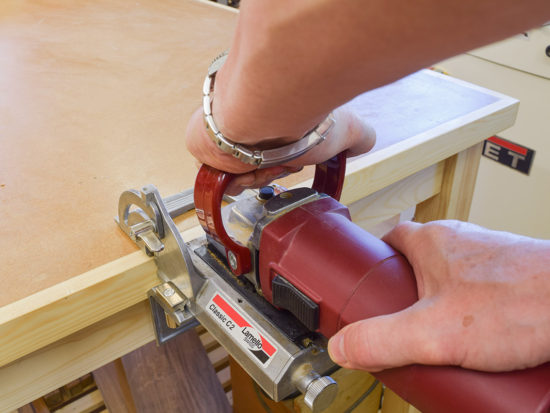 Lamello Biscuit Jointer