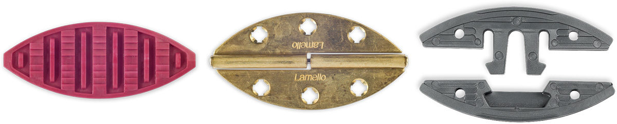Lamello Biscuits and Connectors