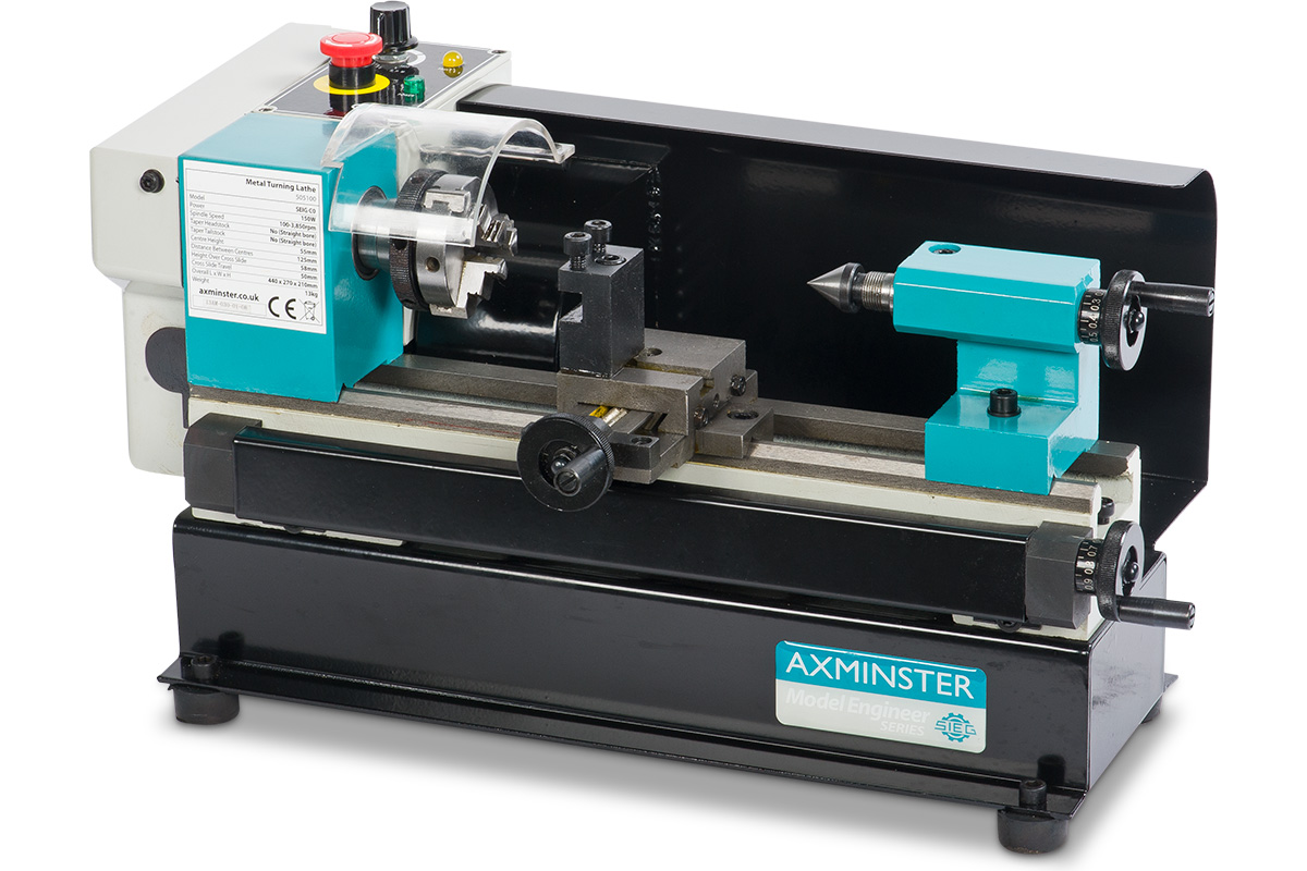 Axminster Engineer Series C0 Micro Lathe