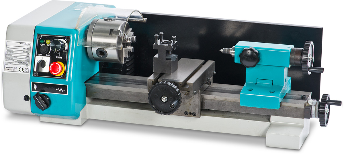 Axminster Engineer Series C1 Micro Lathe