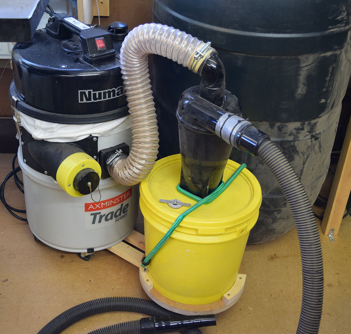 Dust Extraction Basics Part 4 The Knowledge Blog
