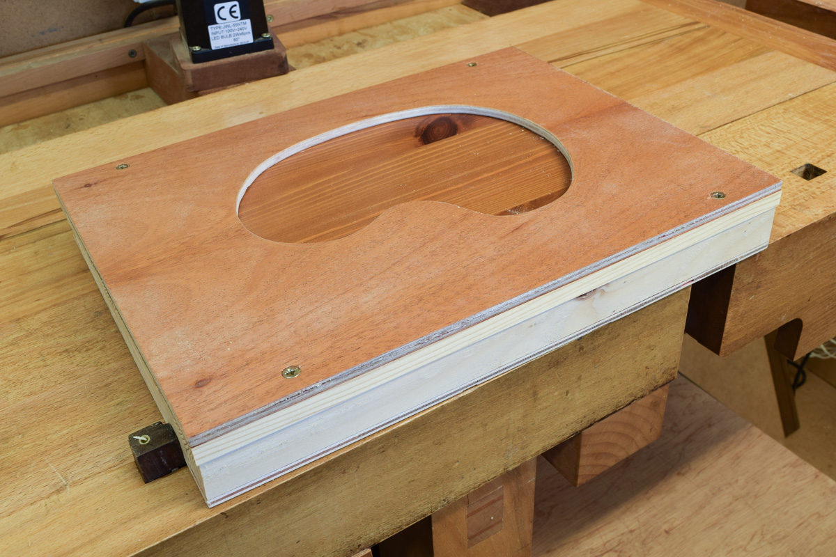 Box ready for routing