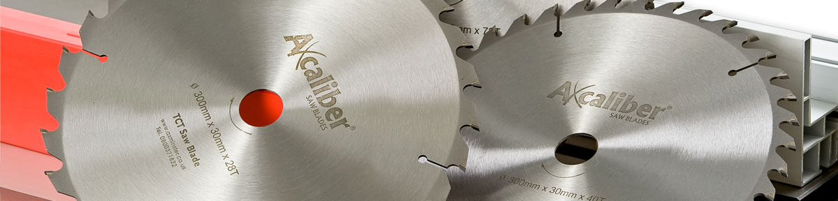 Axcaliber Contact Saw Blades