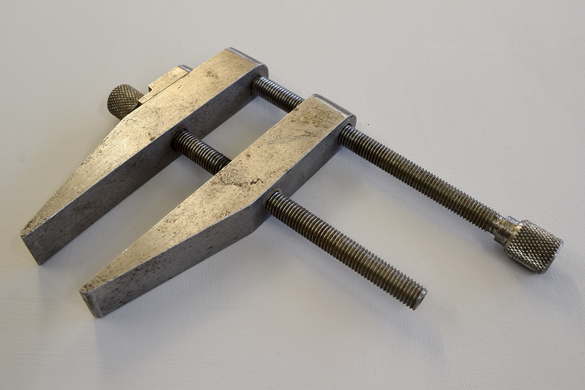 Toolmaker's Clamp