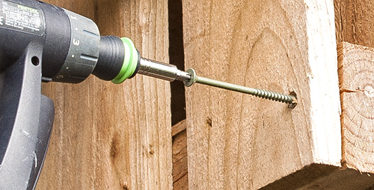 WoodSpur Outdoor Screws