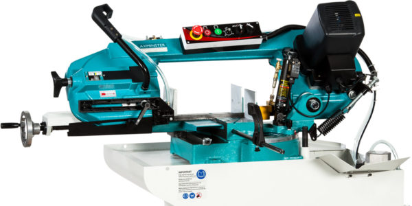 "Axminster Engineer Series 7"" Dual Mitre Metal Cutting Bandsaw"