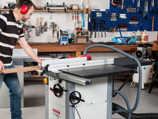 Axminster Trade Series Table Saw