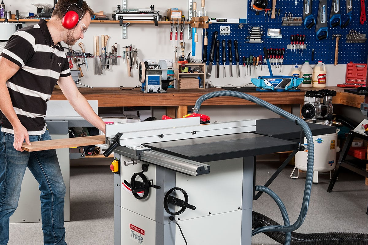 Get the Right Table Saw for You - The Knowledge Blog