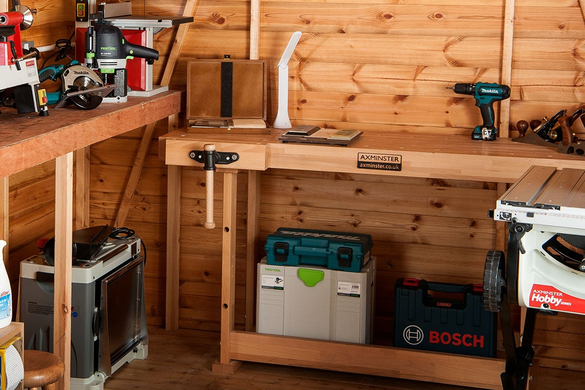 How To Set Up A Small Workshop The Knowledge Blog