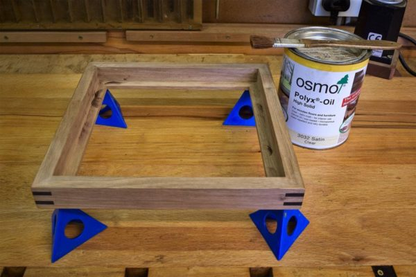 Finishing with Osmo PolyX