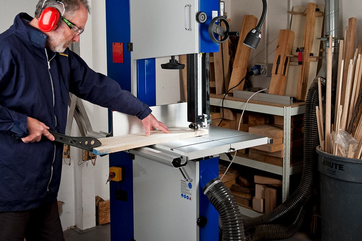 Set Up a Bandsaw & How To Set Up Your Table Saw - The Knowledge Blog