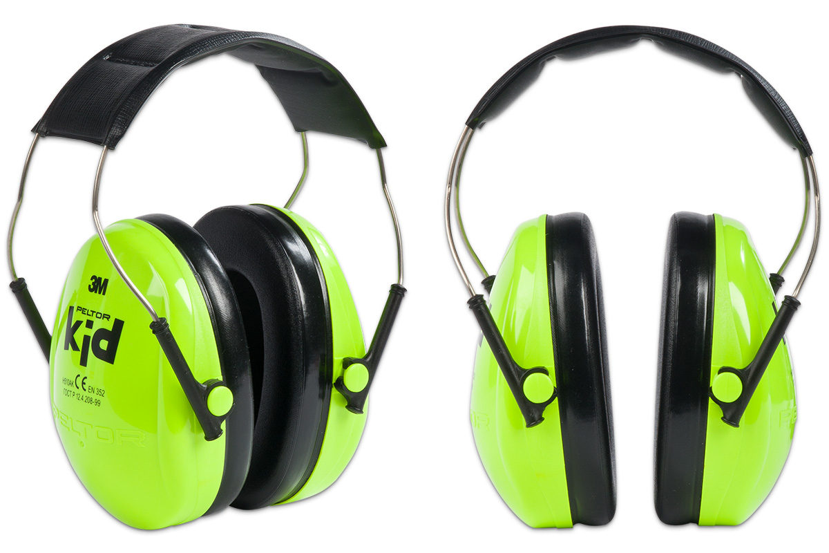 3M Peltor Kid Ear Defenders