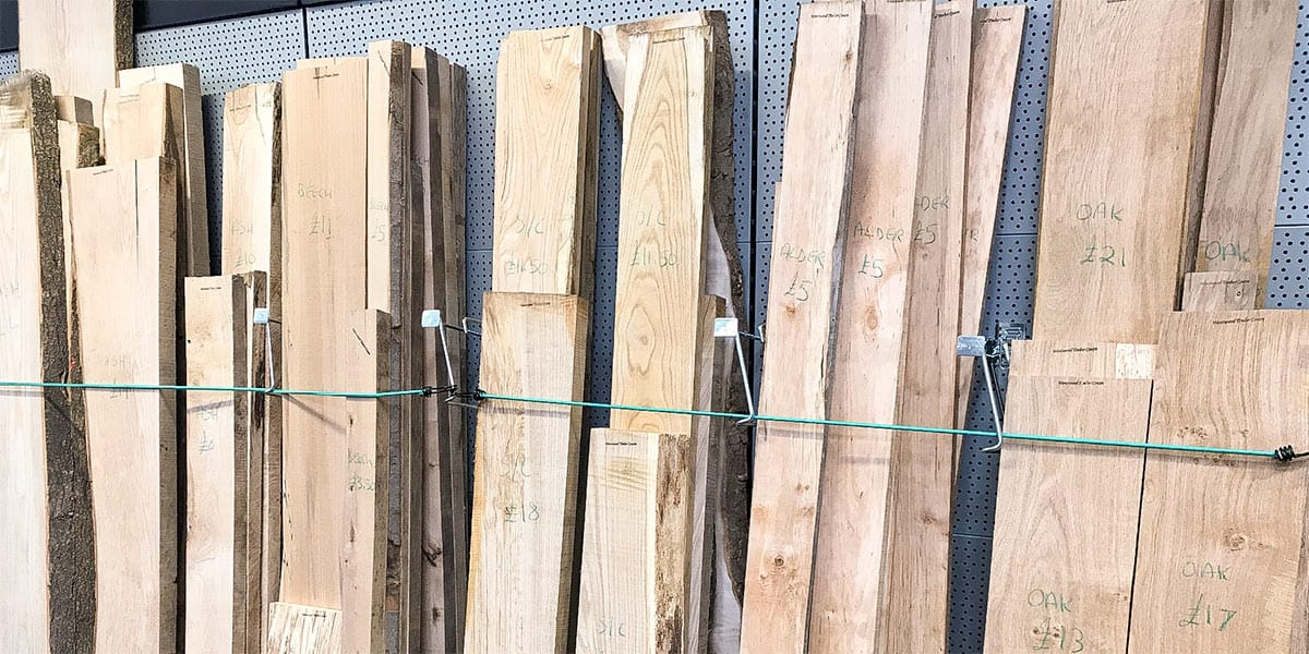 Timber from Wentworth Timber Centre