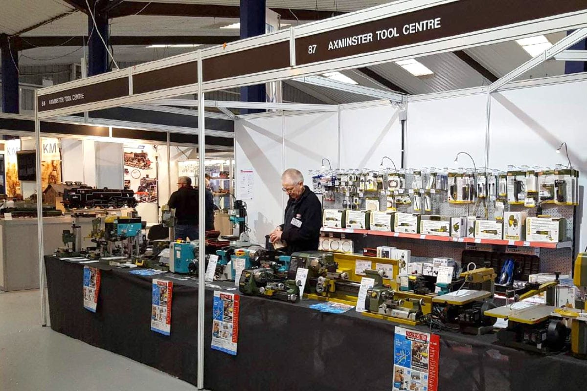 Midlands Model Engineering Exhibition