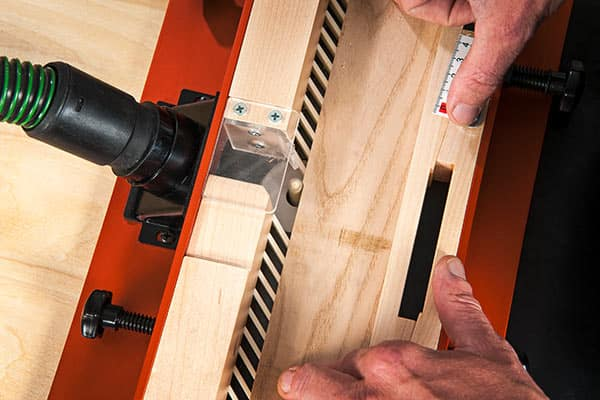 UJK Technology Router Table