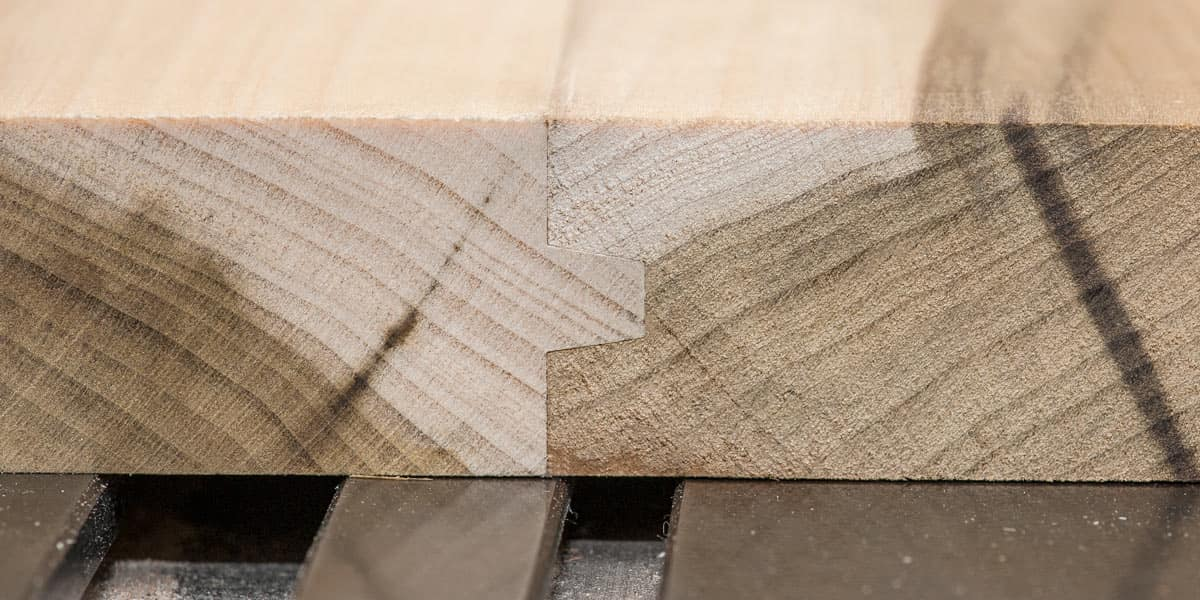 Axcaliber Tapered Tongue and Groove Set
