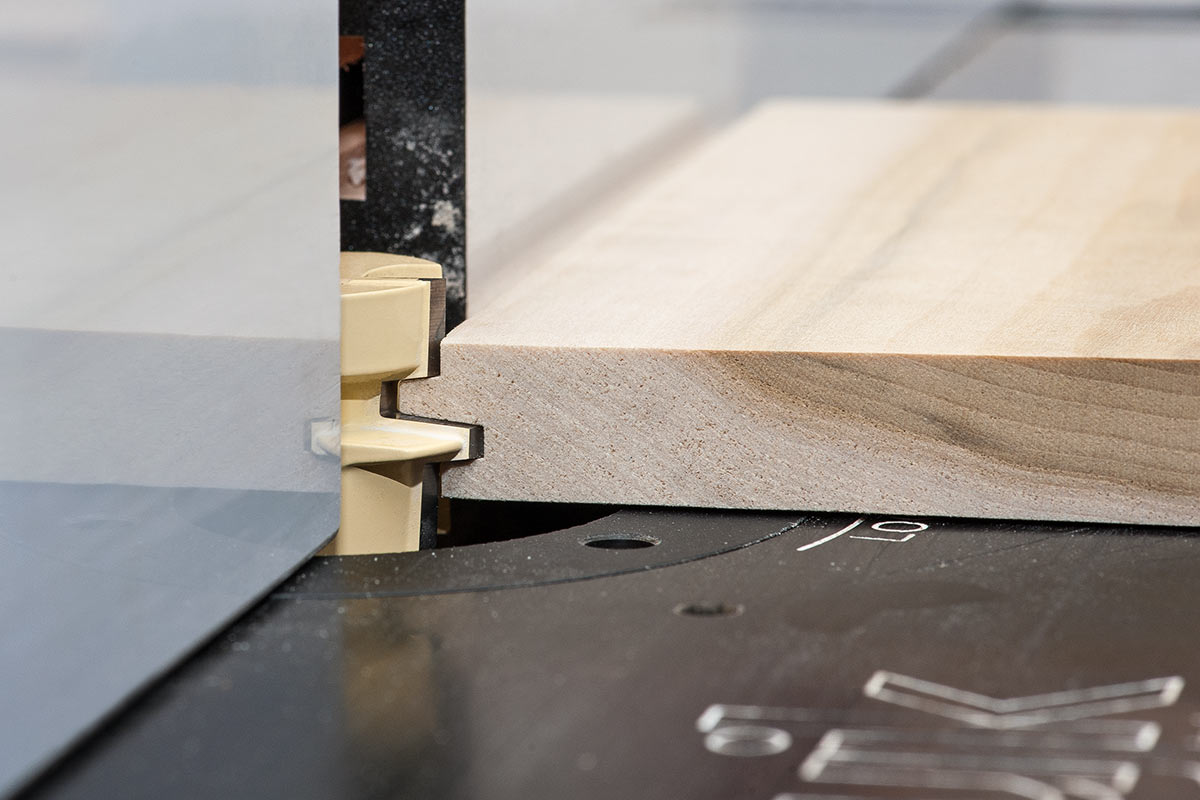 """Nine ½"""" Router Cutters To Grow Your Collection"""