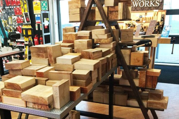 New range of timbers in store