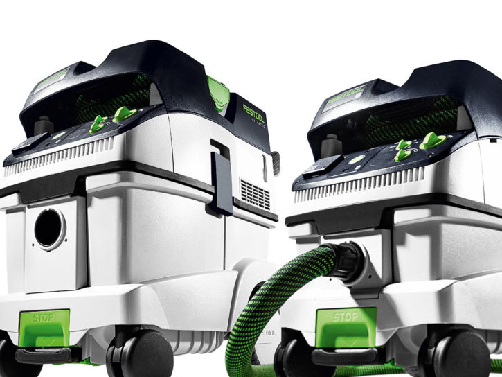 Festool mobile dust extractors