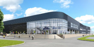 Farnborough International Exhibition & Conference Centre