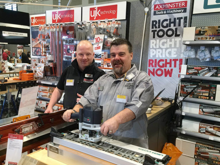 Midlands Woodworking Show