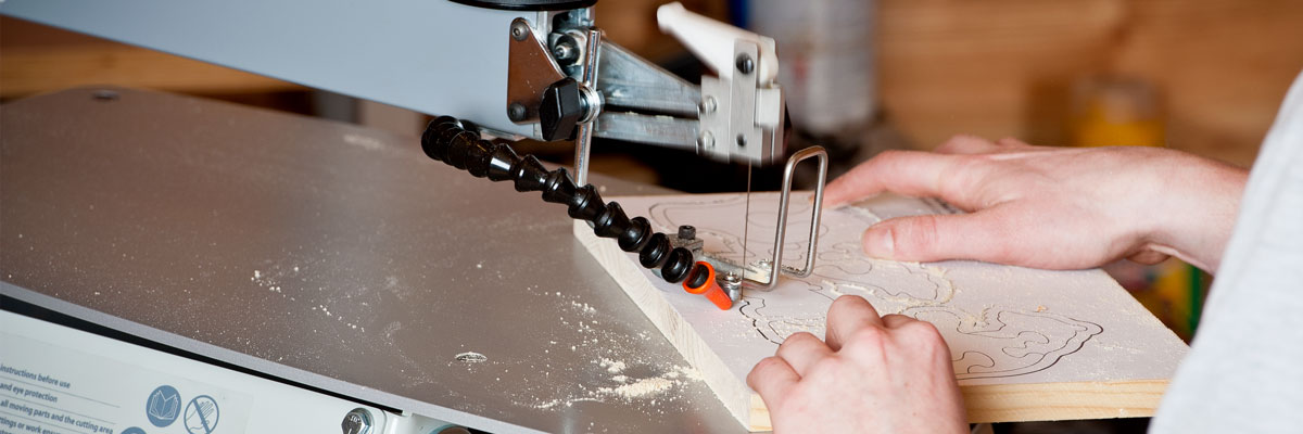 Makers Central Scroll Saw