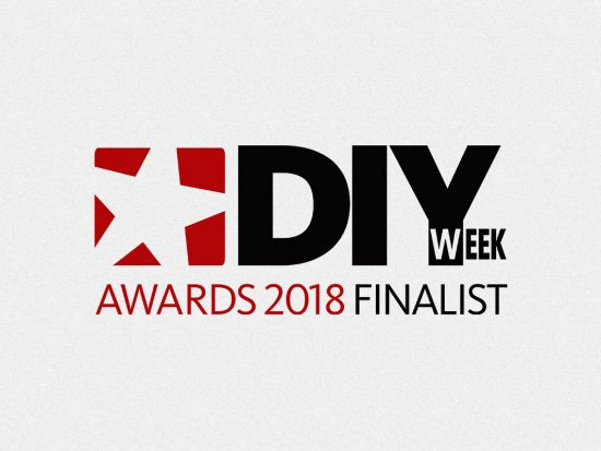 DIY Week Awards 2018 Finalist Logo