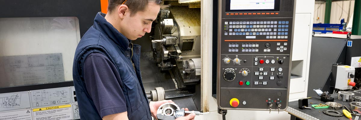 Image of Jake Knight in Manufacturing