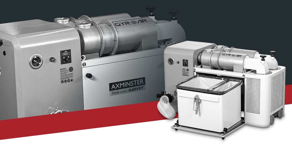 Axminster Trade Gyro Air G700 Fine Dust Extractor