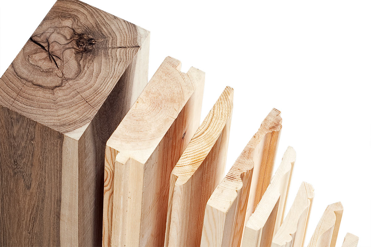 With an extensive range of knives to choose from you can produce a wide range of profiles for almost any project type!