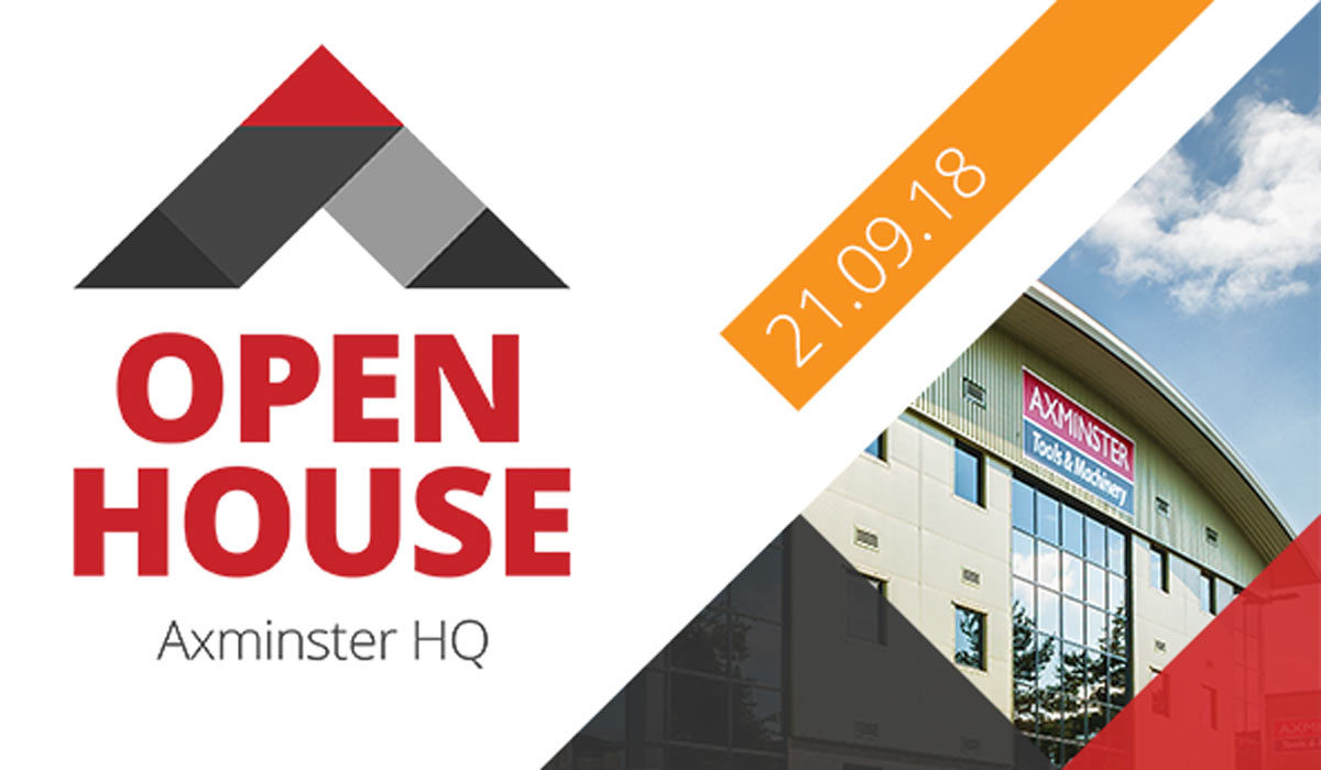 Axminster Open House