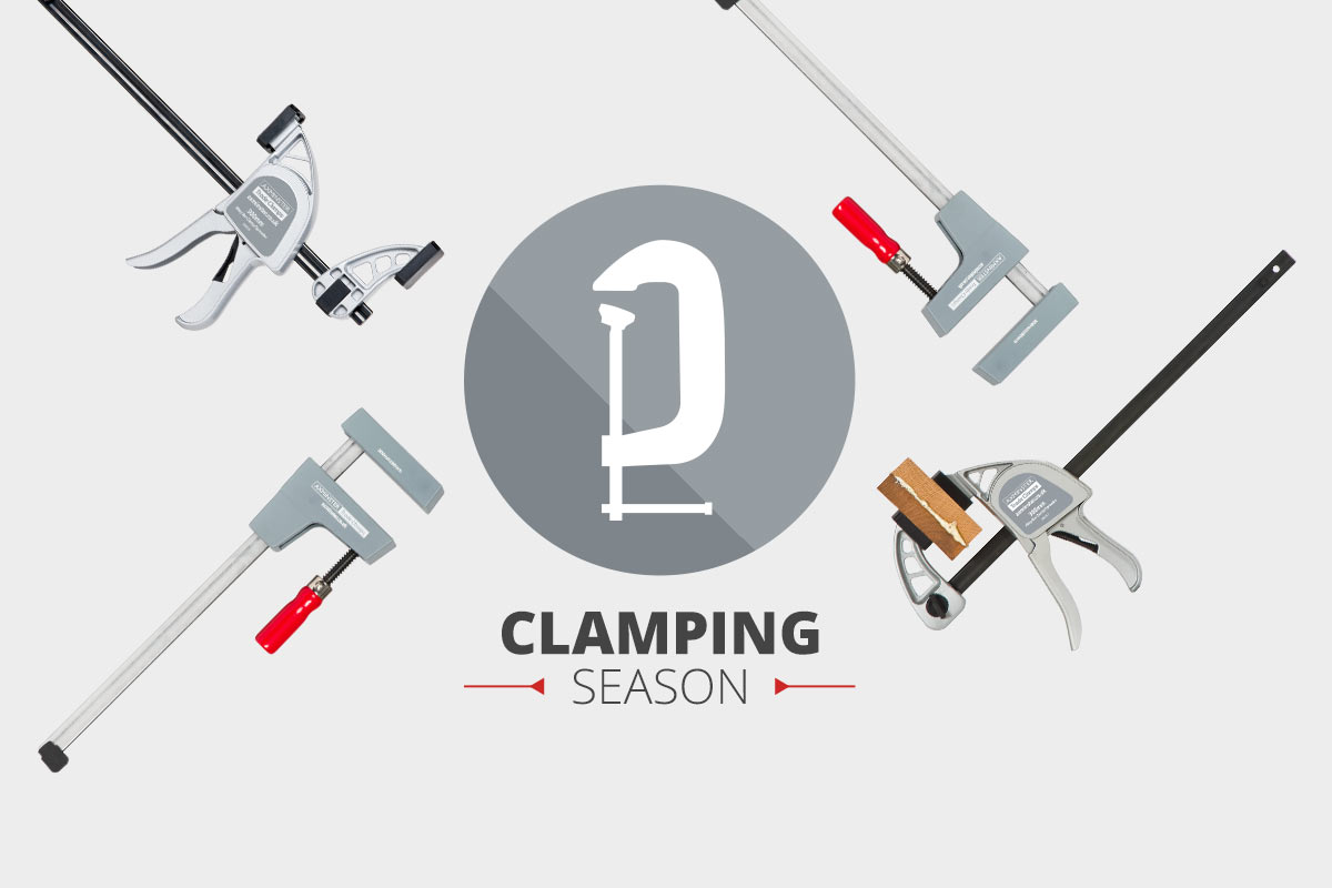 Win Axminster Trade Clamps