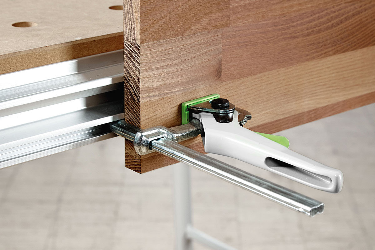 Festool MFT Fixing Set - lever clamps