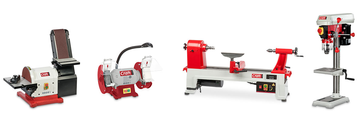 Axminster Craft Woodworking Machinery