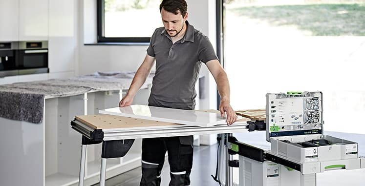 Festool Mobile Workshop