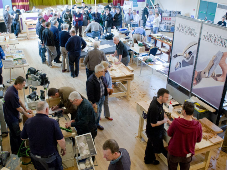 The North Of England Woodworking & Power Tool Show