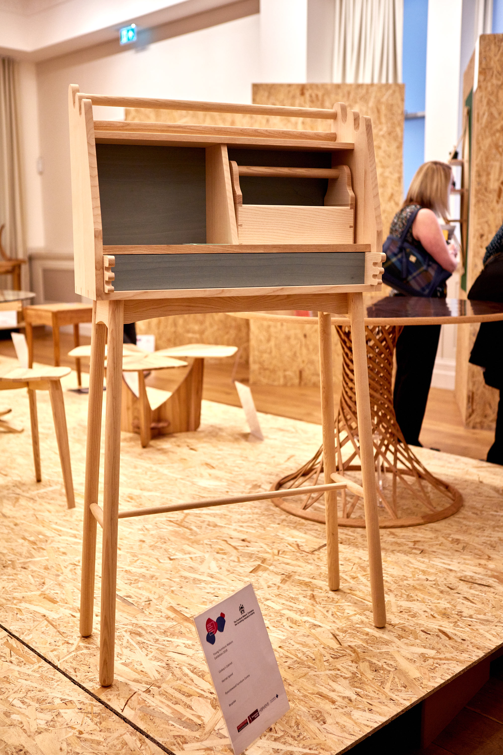 Young Furniture Makers Exhibition Brings Together Design Talent
