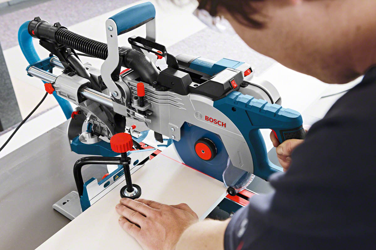 Bosch Double Bevel Mitre Saw
