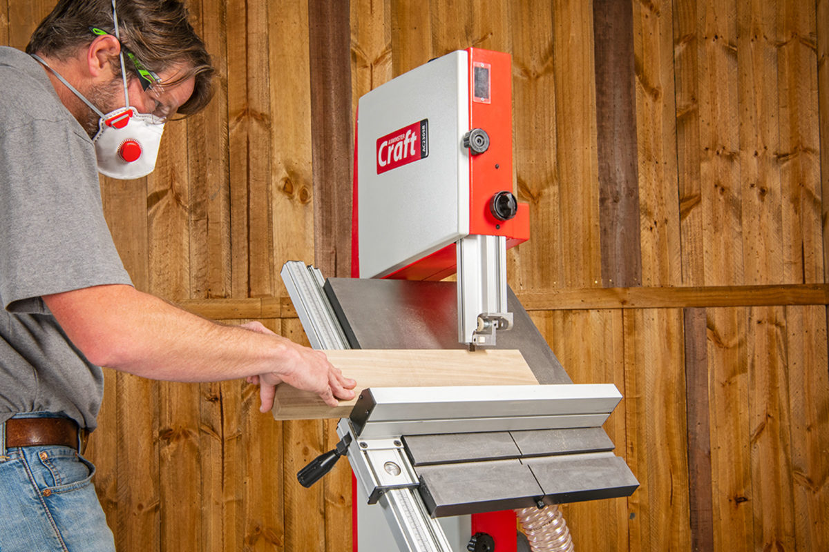 Axminster Craft Bandsaw