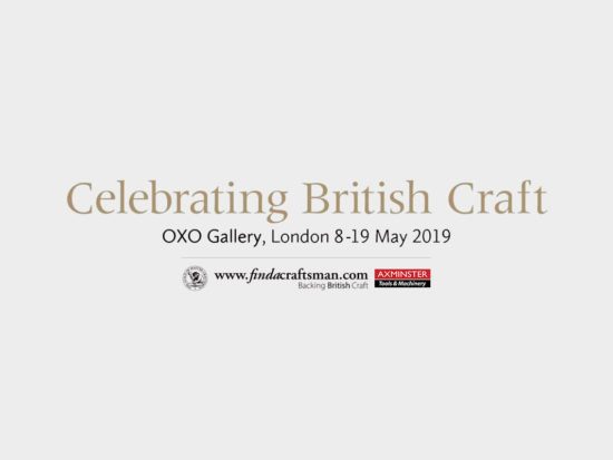 Celebrating British Craft