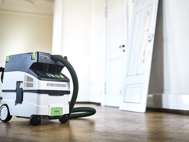Festool NEW CTM Cleantec MIDI Extractor