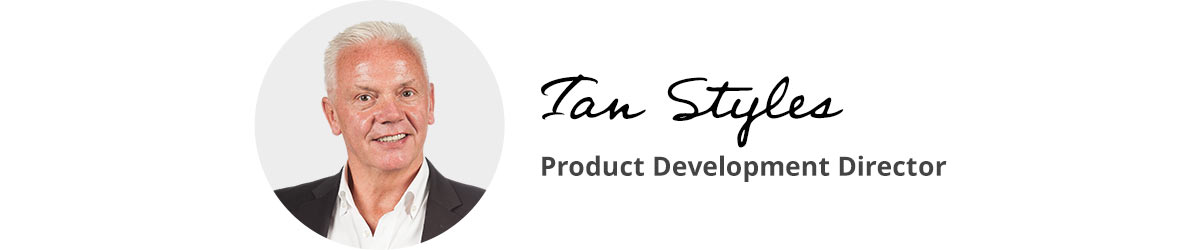Ian Styles, Product Development Director