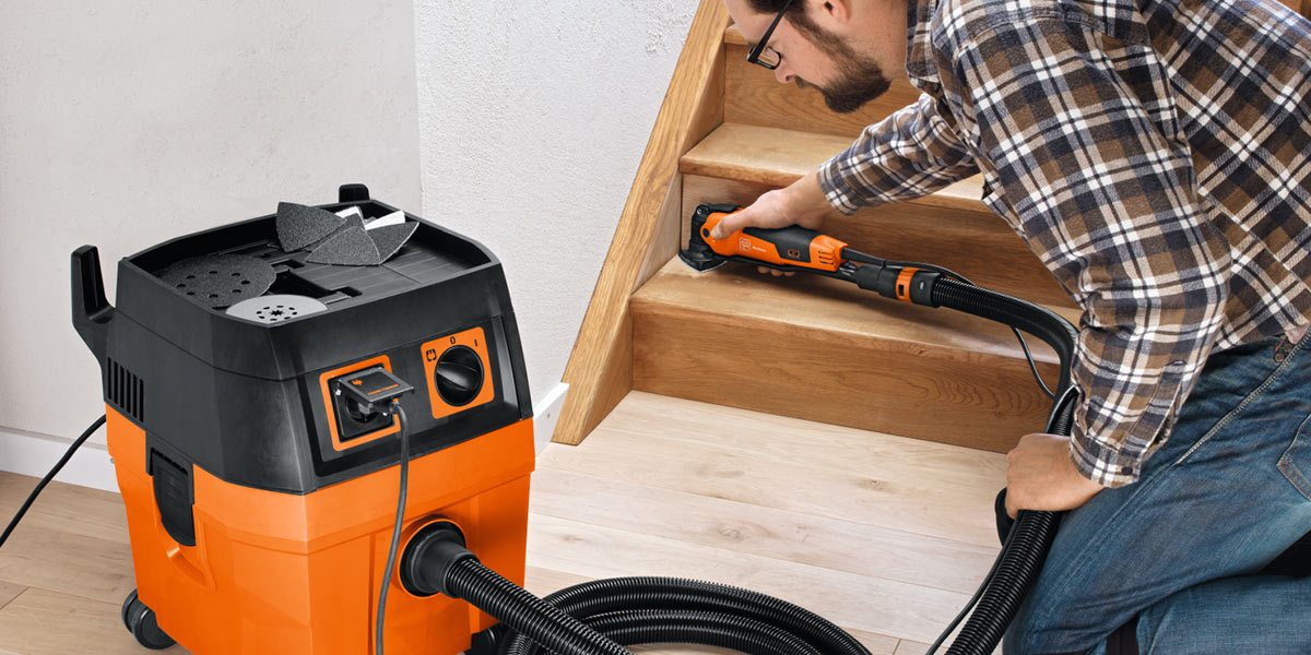 Power Tool Extractors